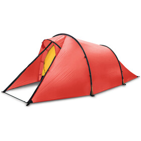 Hilleberg Nallo 4 Tent red